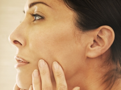 Combination skin needs evening out with exfoliation and hydration.