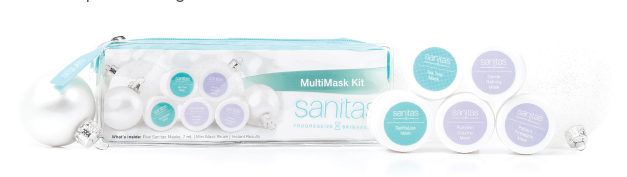 Sanitas Skincare Holiday MultiMasks Kits are Back